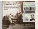 """timbru. Ziua Mărcii Poștale – 125 de ani de istorie a Institutului Național """"Victor Babeș"""""""