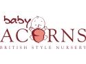 calendar. Baby Acorns Logo