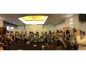 Educatorii din creșele și grădinițele de stat, instruiți pentru al doilea an de traineri din Marea Britanie si Canada la Conferința de Educație