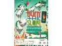 tabere de schi / snowboard. Burn the Slope / Valea Soarelui / 12 martie