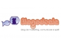 metode marketing. Design logo blog personal BLOGODEALA