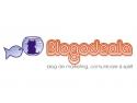 metode intinerire. Design logo blog personal BLOGODEALA