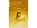 modele feminine. Afis concert lansare Iulia Em