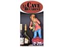 targ de delicatese. Banner Restaurant francez La Cave de Bucarest