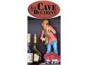 Petrecere concept cu Naidin & Friends sambata 24 ianuarie la restaurantul fracez La Cave de Bucarest