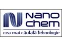 tehnologie. Logo Nanochem srl Romania