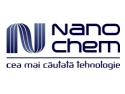 taiere in beton. Logo Nanochem srl Romania