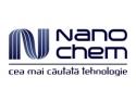 rezervoare supraterane. Logo Nanochem