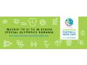 Săptămâna Europeană a Fotbalului Special Olympics se lanseazaă on-line prin intermediul unui hub digital 21 martie