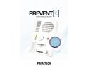 Detector de monoxid de carbon PREVENT[c]