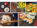 Treziti toate gusturile clientilor dumneavoastra, cu echipamentele de bucatarie asiatica! smart experience