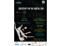 Webinar, o videoconferinţă despre creativitate