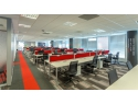 cladiri birouri. COS, lider pe piaţa de amenajări de birouri, anunţă o cifră de afaceri de 9.12 milioane Euro pentru primul semestru din 2015