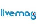 liveMag.ro se inscrie pentru Cel mai bun Start-up la gala premiilor ecommerce 2009