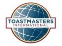 susȚine campionii. Logo Toastmasters