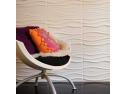 panouri decorative 3d. Elegance Decor inoveaza piata amenajarilor interioare prin lansarea panourilor decorative 3D