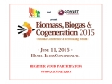 Biomass, Biogas & Cogeneration 2015
