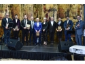 "Laureatii industriei de curierat si servicii postale - premiati in cadrul Galei ""Courier and Postal Services Romanian Awards 2016 powered by Govnet"" carbune desen"