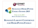 itech forum 2015. Romanian Hydro Energy Efficiemcy Forum 2015
