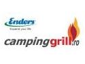 grill. La cel mai mare eveniment gastronomic din Romania se ofera castigatorului un grill profesional cu gaz ce poarta marca germana Enders!