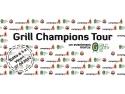 1 Mai. Grill Champions Tour - Editia a III-a - Meniu Mediteranean