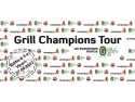 afumare la grill. Grill Champions Tour - Editia a III-a - Meniu Mediteranean