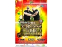 Perfect Tou. Afis eveniment Grill Champions Tour VI - Meniu Caraibian