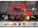 demonstratie culinara la gratar. Learning By Burning - un eveniment marca GrillSociety.ro