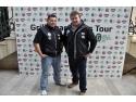 Don Marco si Don Caruso la Grill Champions Tour