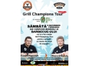 campinggrill. Timisoara, 8 Decembrie - Grill Champions Tour IV