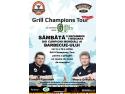 afumare la grill. Timisoara, 8 Decembrie - Grill Champions Tour IV