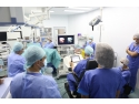 premieră națională. Premieră națională la Sanador:  utilizarea robotului Avicenna în realizarea celei mai putin invazive operații de litiază renală