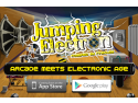 play. Jumping Electron