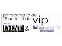 Fa-ti intrarea in stil de VIP la majoratul tau cu Event Bazar si No Surprises