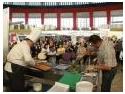 Horia Virlan a atras zeci de vizitatori  la demonstratiile gastronomice de la ROMHOTEL 2009