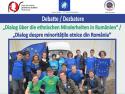 Asociatia Environ  dezbatere. Dezbatere despre minorităţile etnice din România