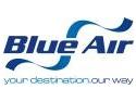 blue. Reprezentantii sportului alb calatoresc cu Blue Air