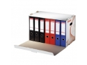 arhivare documente. Container arhivare pentru bibliorafturi