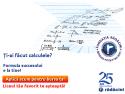 elevii de la ltcmm. Fundatia Radacini Grup - burse pentru elevi