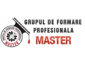 Certificate. Logo GFP Master