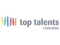 enovate talent camp. 100 de tineri talentati sunt aproape de finala Top Talents Romania