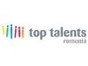 top talents. 100 de tineri talentati sunt aproape de finala Top Talents Romania