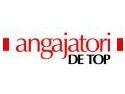 Topul domeniilor cu numarul cel mai mare de joburi  la Angajatori de TOP