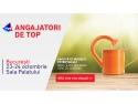 Noutate Angajatori de TOP Bucureşti:Interviuri in cele doua zile ale evenimentului cu o parte dintre reprezentanţii celor 100 de companii participante