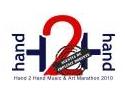 experimental music. Hand 2 Hand Music & Art Marathon 2010
