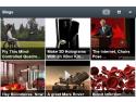 aplicatie pentru smartphone. WebReader News RSS Reader