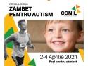 Crosul CONIL, Zâmbet pentru autism, 2-4 aprilie 2021
