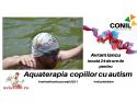 Înotătorul hunedorean Avram Iancu înoată în Râul Dâmbovița timp de 24 de ore pentru a susține copiii cu autism din Asociația CONIL Pilates