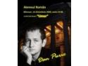Compania de Teatru  Passe-Partout DAN PURIC . Dan Puric - conferinta Despre UMOR la Ateneul Roman