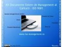 ITSEVENTS MANAGEMENT. Sistem de Managementul Calitatii pe CD